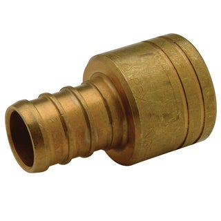"Zurn Pex QQ700CXPK1 1"" Male X 1"" Barb Copper Adapter"