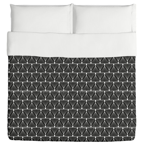 Thread And String Duvet Cover