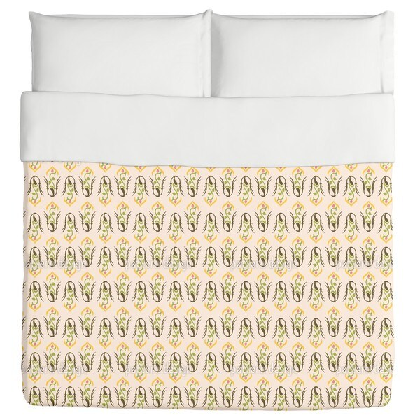 Gloriosa Duvet Cover