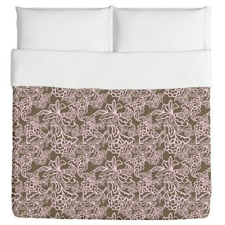 Romantic Tendrillars Duvet Cover