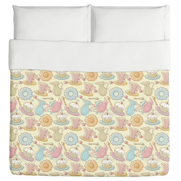 Hens Party Duvet Cover