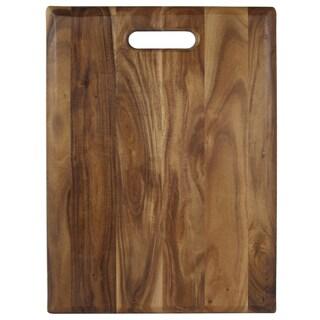 """Architec GWAT16N 12"""" X 16"""" Acacia Wood Cutting Board"""