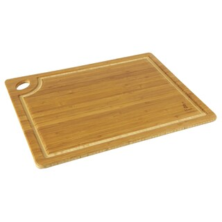 Island Bamboo 41004 Bamboo Carving Board