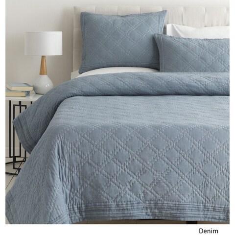 Almeria Linen Quilt