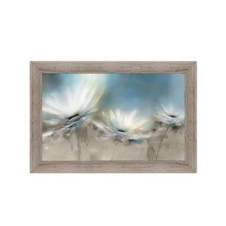 J.P. Prior-Beachside Daisies Framed Art