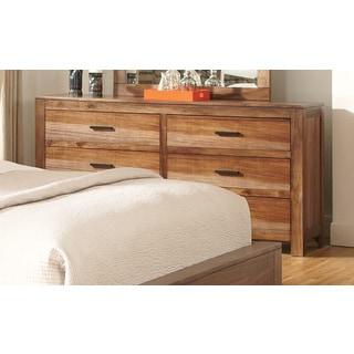 Coaster Peyton Brown Wooden 6-drawer Dresser