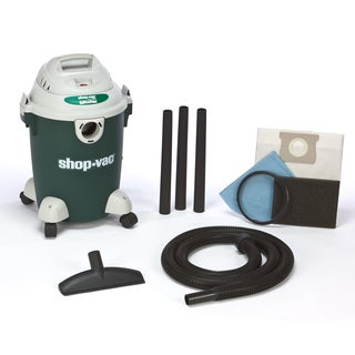 Shop Vac 598-07-00 6 Gallon 2.75 HP Quiet Plus Series Wet & Dry Vac