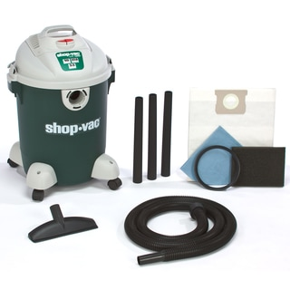 Shop Vac 598-10-00 10 Gallon 3.5 HP Quiet Plus Wet & Dry Vac With Blower