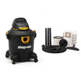 Shop Vac 598-31-00 8 Gallon 3.5 Peak HP Wet/Dry Shop-Vac Vacuum