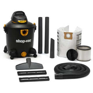 Shop Vac 598-32-00 12 Gallon 5.0 Peak HP Wet & Dry Vacuum
