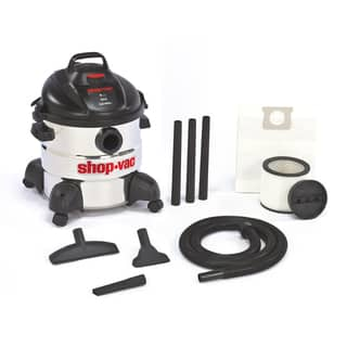 Shop Vac 598-61-00 8 Gallon 5.5 HP Stainless Steel Wet & Dry Vac|https://ak1.ostkcdn.com/images/products/12539237/P19342462.jpg?impolicy=medium
