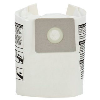 Shop Vac 906-68-00 Disposable Collection Filter Bags For AllAround