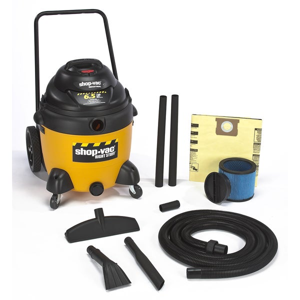 Shop Vac   5 Peak Hp Wet Dry Shop