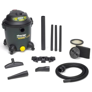 Shop Vac 963-12-00 12 Gallon 4.5 HP Ultra Series Wet & Dry Blower Vac