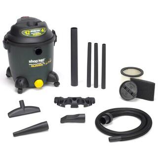 Shop Vac 963-12-00 12 Gallon 4.5 HP Ultra Series Wet & Dry Blower Vac
