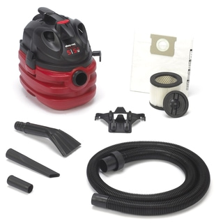 Shop Vac 587-27-00 5 Gallon 5.5 HP Heavy Duty Portable Wet & Dry Vac