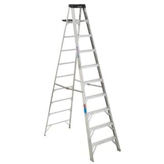 Werner 310 10' Aluminum Step Ladder