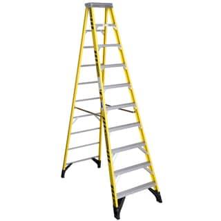 Werner 7310 10' Fiberglass Step Ladder