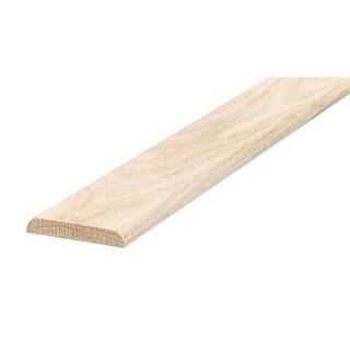 "M-D 11908 36"" Solid Oak Threshold"
