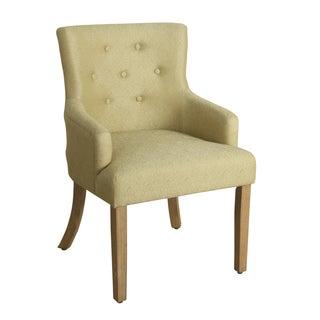 HomePop Logan Tufted Accent Chair