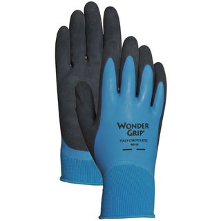Wonder Grip WG318L Double Dipped Latex Coated Gloves