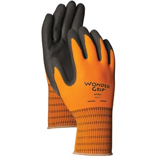 Wonder Grip WG510L Sienna Wonder Grip Nitrile Palm Gloves