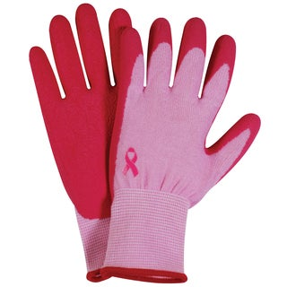 Magid Glove BC55TL Breast Cancer Foundation Bamboo ROC Gloves