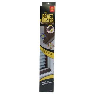 M-D 43200 Brown Draft Buster Door & Window Seal