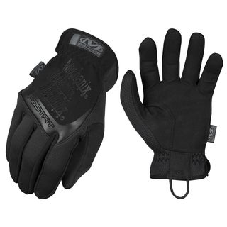 Mechanix Wear MFF-55-009 Black Fast Fit Work Gloves