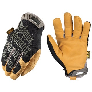 Mechanix Wear MG4X-75-009 Brown & Black Material4X Work Gloves