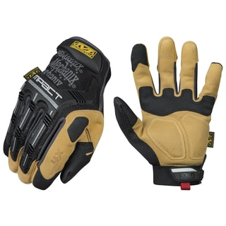 Mechanix Wear MP4X-75-009 Black & Brown Material4X M-Pact Durability Redefined