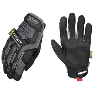 Mechanix Wear MPT-08-510 Black & Gray Women's M-Pact Gloves