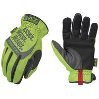 Mechanix Wear SFF-91-009 Hi-Viz Yellow Safety FastFit Gloves
