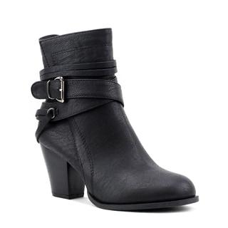 Olivia Miller 'Newtown' Ankle Booties