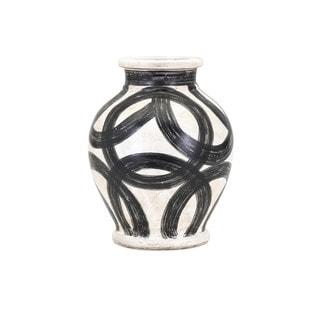 Circles Small Vase