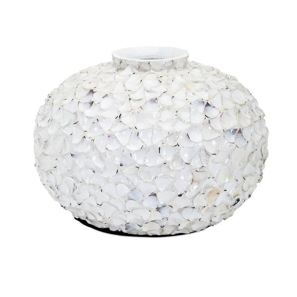 Dominica Shell Vase