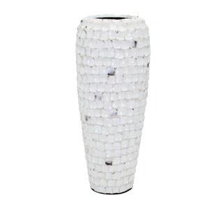 Antigua Large Shell Vase