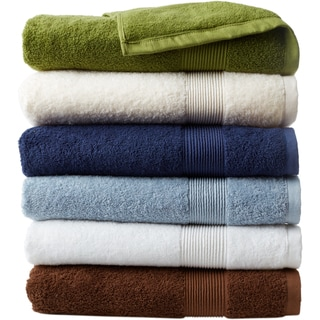 Soft Touch Cotton Bath 6-piece Towel Set