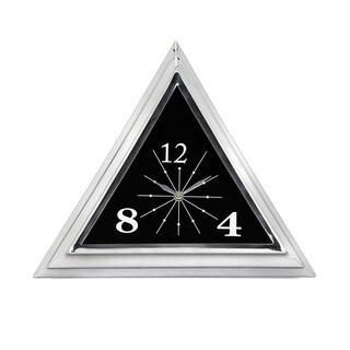 Adney Triangle Clock