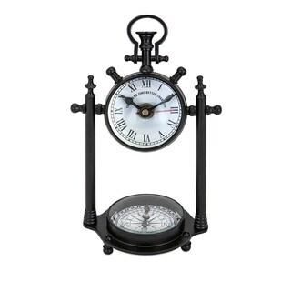 Canna Compass Clock