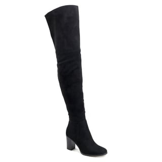 Olivia Miller Women's Bergen Thigh-high Boots