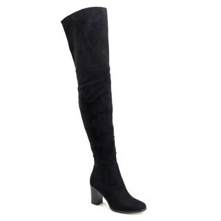 Olivia Miller Women's Bergen Thigh-high Boots