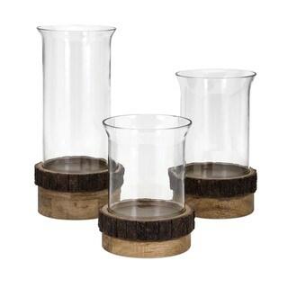 Damari Pillar Candleholders (Set of 3)