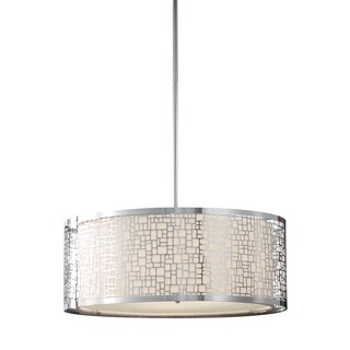 Feiss Joplin 3 Light Chrome Chandelier