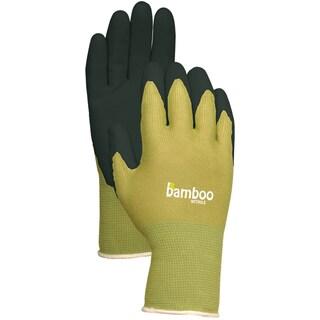 Bellingham Glove C5371L Bamboo Nitrile Gardner Gloves