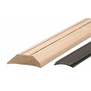 "M-D 11783 36"" Solid Oak Threshold"
