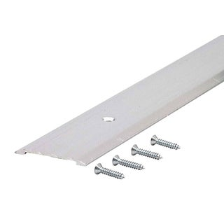 "M-D 11056 36"" Aluminum Flat Top Saddle Thresholds"