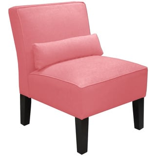 Skyline Furniture Duck Pink Armless Chair