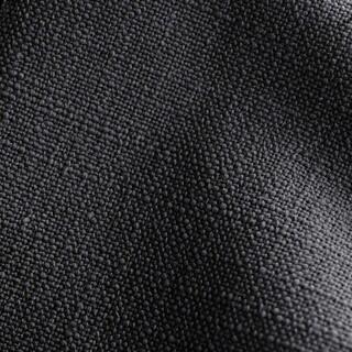 Skyline Furniture Black Linen Chaise Lounge