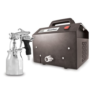 Earlex Spray Port 6002 with Pressure Feed Spray Gun
